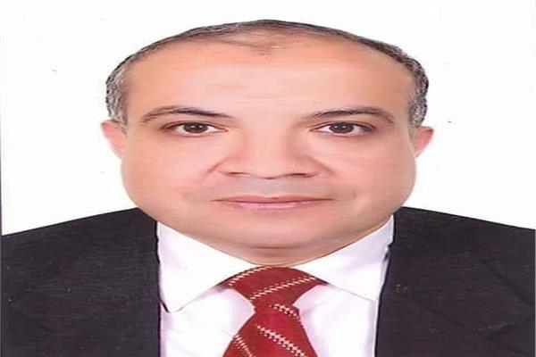 الدكتور حسني المصري رئيس المؤتمر