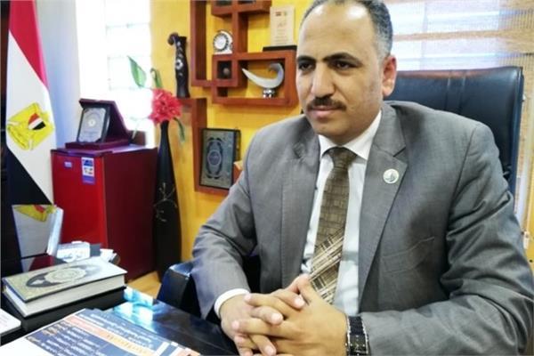 عبد الرحمن الزعيم رئيس مجلس أمناء مدينة بدر