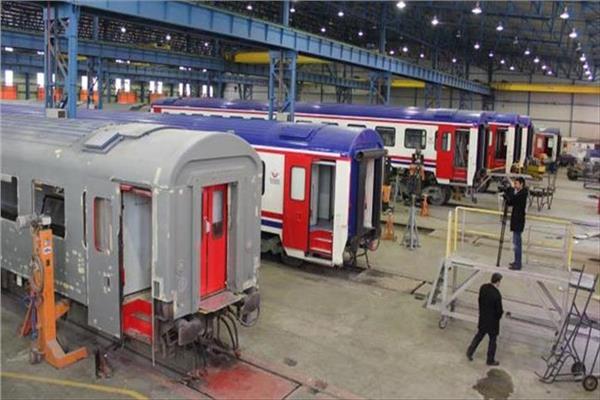 «النقل» تناقش إجراءاتتوريد «أول دفعة» من 1300 عربة سكة حديد جديدة