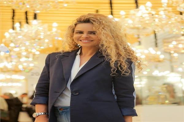 الإعلامية شيرين حمدي