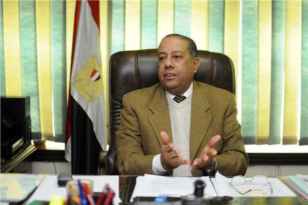 عبد العظيم حسين رئيس مصلحة الضرائب المصرية