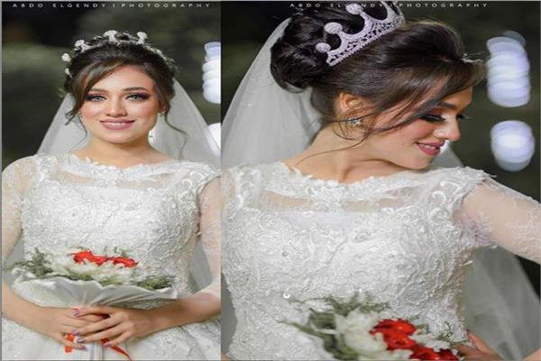 سما صفوت تكشف عن أحدث صيحات مكياج العروس لخريف 2019