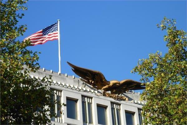 السفارة الامريكية بالقاهرة