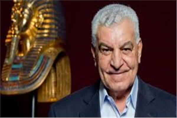 عالم الآثارالمصرية الدكتور زاهي حواس