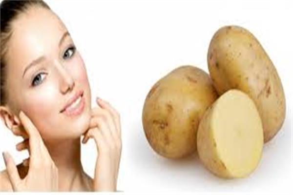 قناع البطاطس