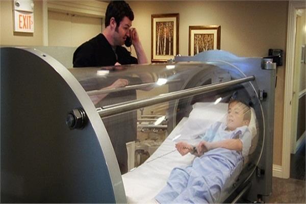 العلاج بالأوكسجين