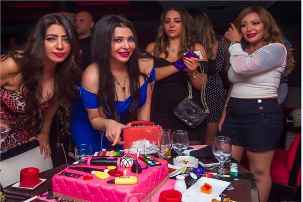 عيد ميلاد الإعلامية شيري عبدالله