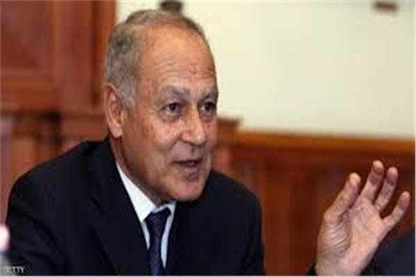 احمد ابو الغيط الأمين العام لجامعة الدول العربية