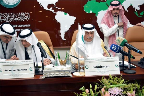 وزراء خارجية الدول الاسلامية