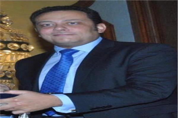 المستشار أمير يعقوب مكسي نائب رئيس مجلس الدولة