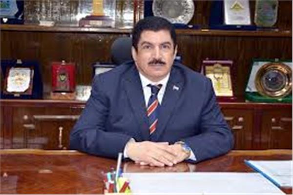 علاء عبد الحليم مرزوق محافظ القليوبية