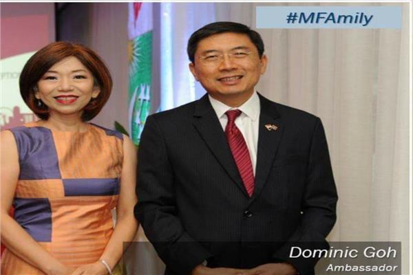 سفير سنغافورة