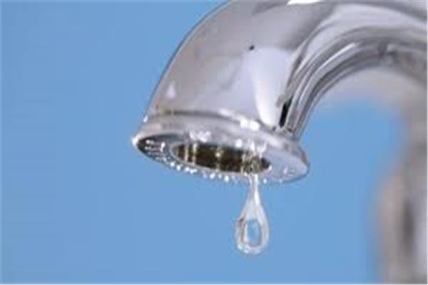 قطع المياه عن بعض المناطق بالدقهلية