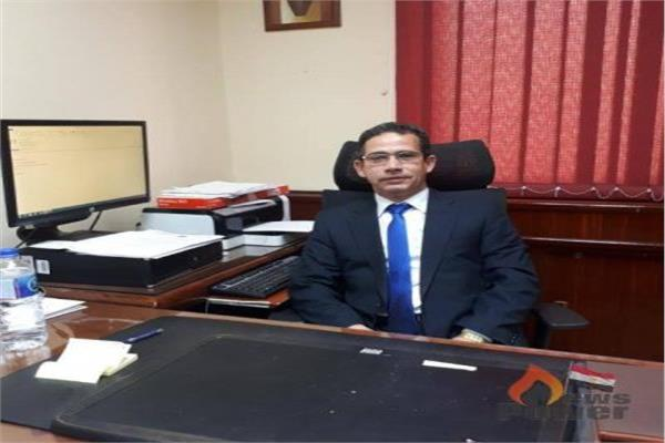 نبيل عبد الصادق رئيس الشركة العامة للبترول