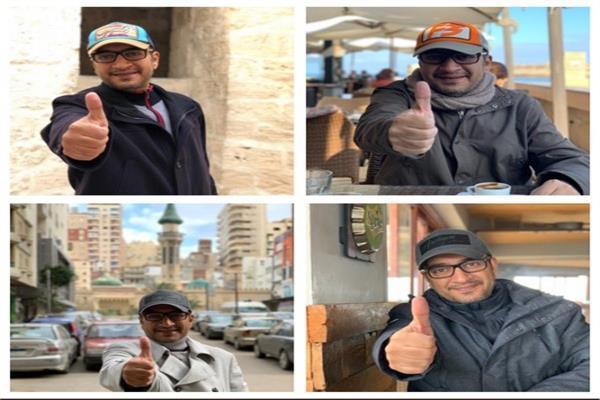 المغرد الإماراتي إبراهيم بهزاد