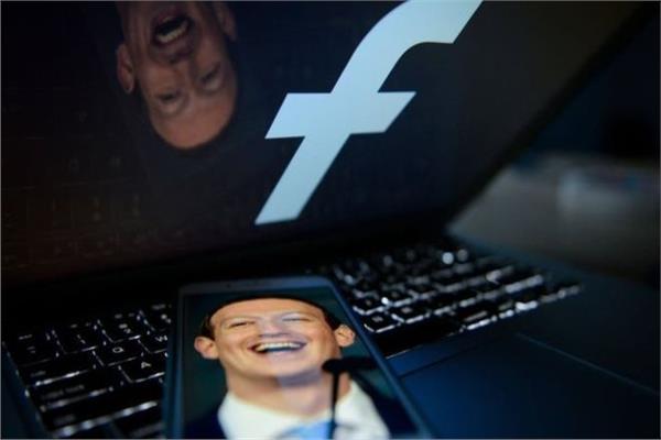 مارك زوكربيرجالرئيس التنفيذي لشركة فيسبوك