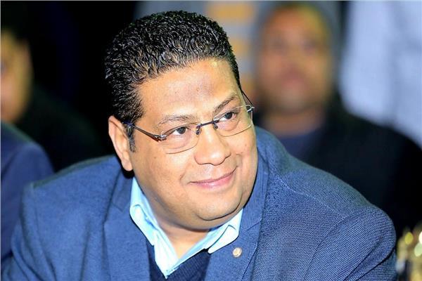 المهندس داكر عبد اللاه عضو مجلس إدارة الإتحاد المصري لمقاولي التشييد