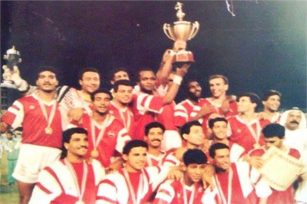 منتخب مصر بطلاً لكأس العرب