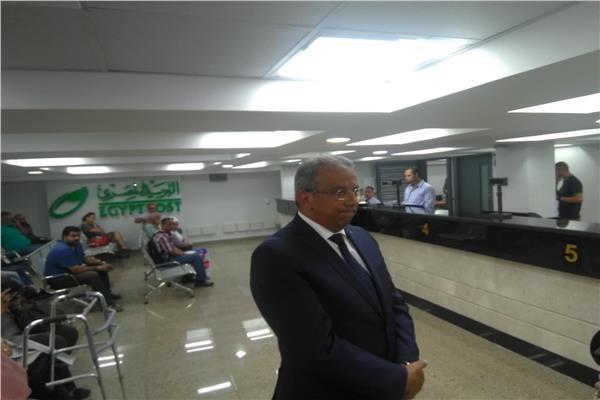 عصام الصغير رئيس الهيئة القومية للبريد