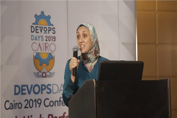 جانب من فعاليات مؤتمر DevOpsDays Cairo 2019
