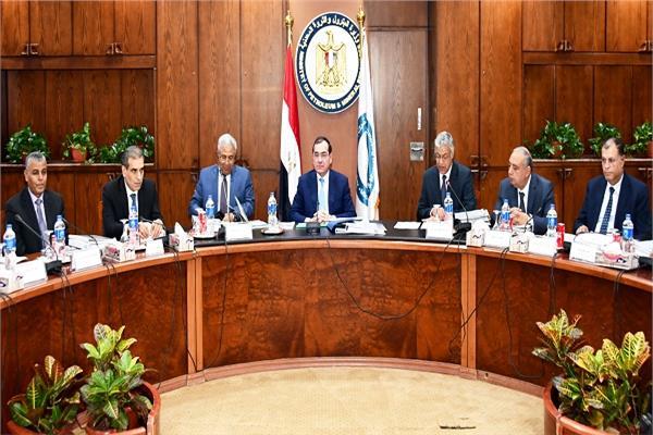 اعتماد نتائج أعمال شركة جنوب الوادى المصرية القابضة للبترول