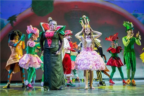 المسرح الكبير بالاوبرا