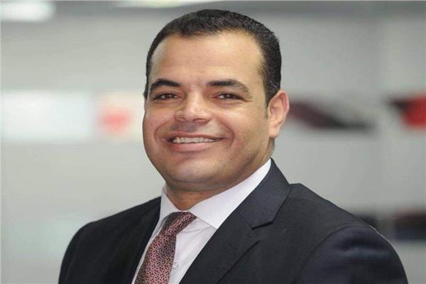 أيمن عدلي عضو مجلس نقابة الإعلاميين