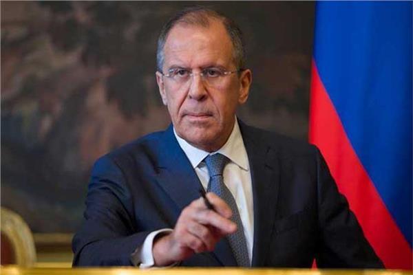 وزير الخارجية سيرجي لافروف