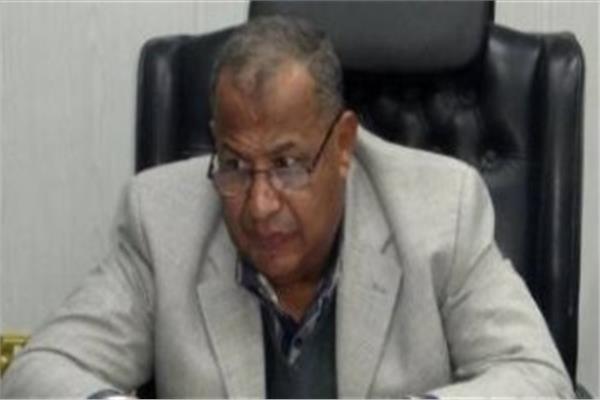 اللواء مهندس محمد بدري محمد رئيس مجلس إدارة شركة مياه الشرب