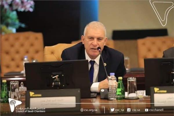 السيد كمال نجم رئيس مصلحة الجمارك المصرية