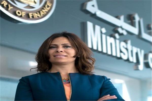 سارة عيد رئيس وحدة الشفافية والمشاركة المجتمعية بوزارة المالية
