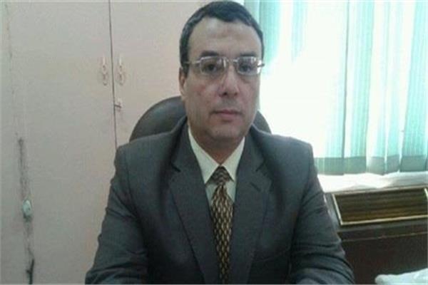 رمضان عبد الحميد وكيل اول وزارة التربية