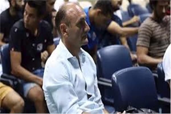 نيبوشا ميلوسيفيتش المدير الفني للفريق الأول لكرة القدم بنادي الجونة