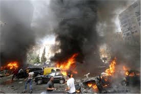 الحادث الإرهابي في محافظة كربلاء العراقية