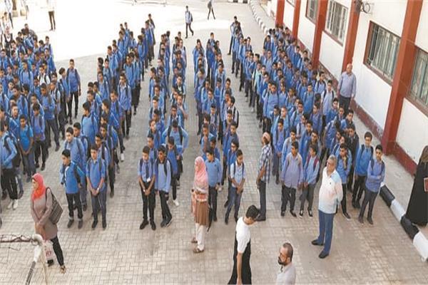 المدارس تستعد لاستقبال العام الدراسي الجديد