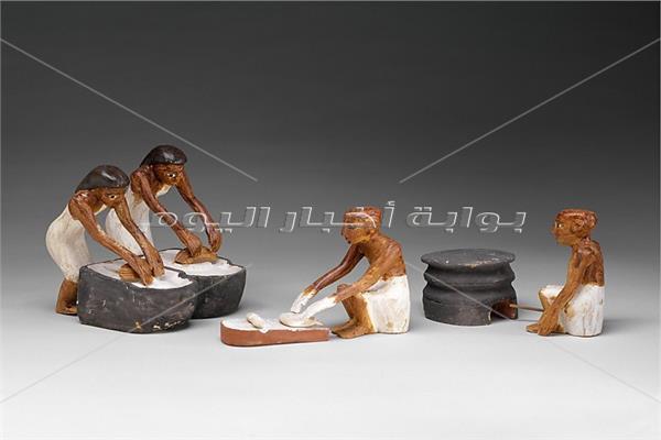 صناعة الخبز في مصر القديمة