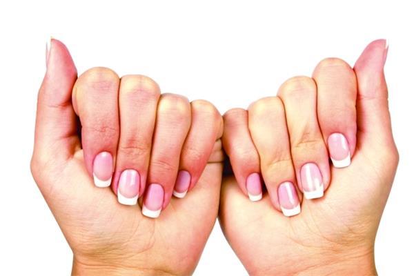 7 دلالات على حالتك الصحية من خلال أظافر اليد