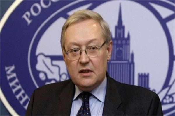 سيرجي ريابكوف نائب وزير الخارجية الروسي