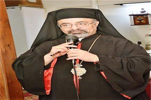 الانبا ابداهيم اسحق بطريرك الإسكندرية للأقباط الكاثوليك