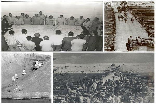 «تبة الشجرة والفردان».. 6 معارك عسكرية سطرت بطولات القوات المسلحة
