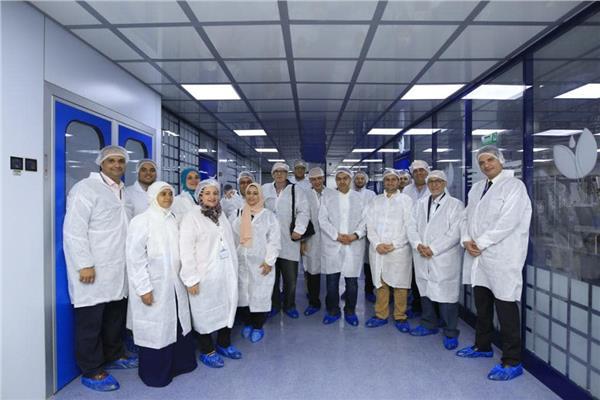 تعاون بين جامعة طنطا وإحدى شركات الصناعات الدوائية خلال أسابيع