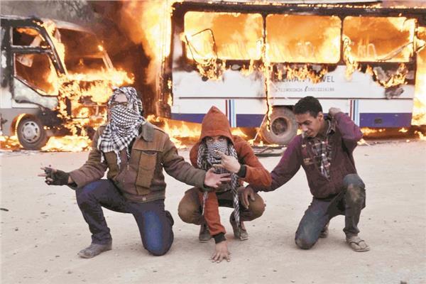 استخدام العنف ونشر الفوضى أبرز أساليب الإخوان