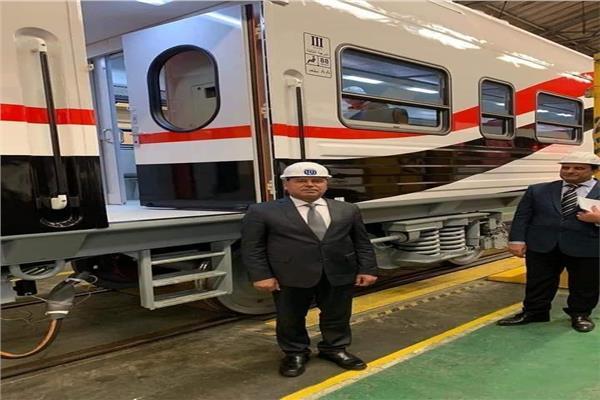 «خطوط الغلابة».. 10 مزايا لعربات القطارات القادمة من روسيا