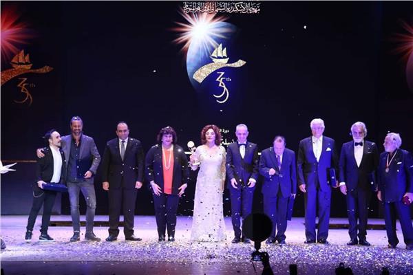 فعاليات الدورة ٣٥ من فعاليات مهرجان الإسكندرية السينمائي لدول البحر المتوسط