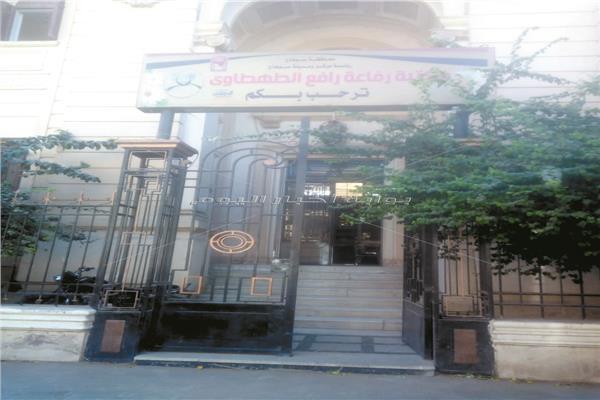 مكتبة الشيخ رفاعة رافع الطهطاوي