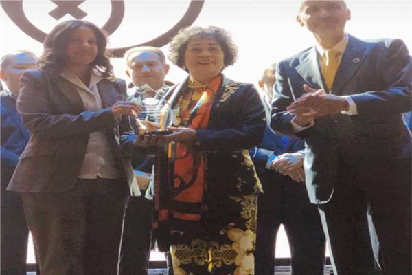 مصر تفوز بجائزة التحالف العالمي لتكنولوجيا المعلومات