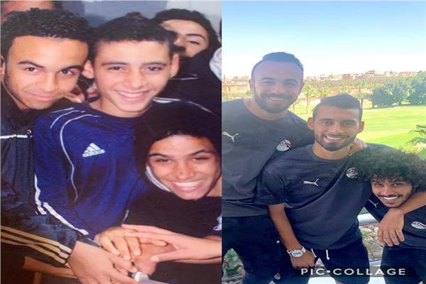 ثلاثي الفراعنة.. فرقتهم أندية القمة وجمعهم منتخب مصر