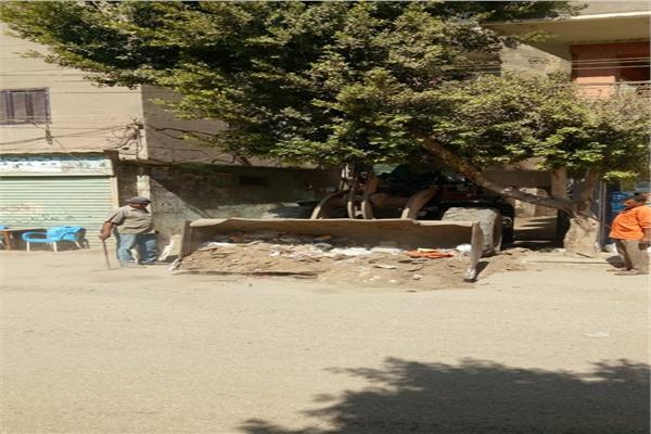 القليوبية تطلق مبادرة «كلنا هنجملها» بشبين القناطر