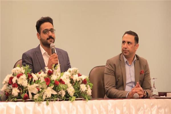 ندوة عرض افلام وزارة التضامن في مهرجان الاسكندرية السينمائي