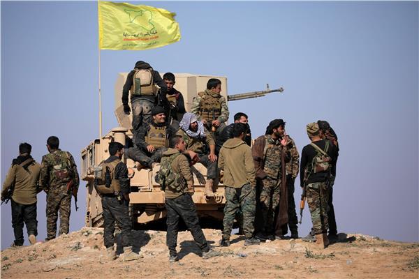 قوات سوريا الديمقراطية تشتبك مع الجيش التركي على الحدود
